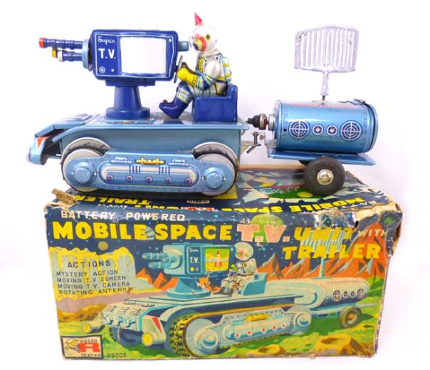 Buying Vintage Space Toys Highest Prices Paid, vintage space toys, facebook space toys for sale, craigslist space toys, ebay space toys, facebook space toys, price guide odd battery operated space robots, nomura robby robot space toys, ebay space toys, vintage antique space toys for sale, vintage japan space clown cars, jeeps, buddy l trucks vintage space toys appraisals, tin toy robots appraisals, rare space toys appraisals, buddy l toys appraisals, buddy l trucks appraisals keystone truck appraisals, japan linemar robots, Alps space robot, cragstan battery operated tin cars with appraisals Vintage tin toy robots price guide with current space toys section Japanese tin toy robots displayed in upadated Buddy L Museum vintage antique space toys price guide, dusty japan space toys, radicon robot space toys icons, buying japanese tin toy space trains